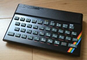 Boxed Sinclair ZX Spectrum 48K Computer - Refurbished