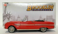 Brooklin 1/43 Scale BRK112  - 1963 Ford Falcon Futura Sports Convertible Red