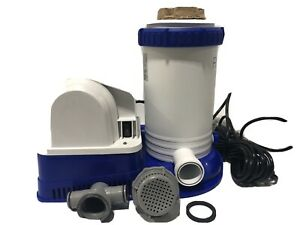 Coleman Bestway Flowclear Above Ground Pool Filter Pump 2500 GPH 90403E - NEW