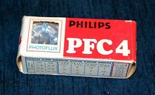Vintage Philips PFC Flash Bulbs Boxed Photoflux Photography