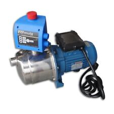 240v Booster Pump with Electronic Shutoff for Reverse Osmosis Filtration System