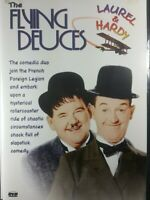 The Flying Deuces (DVD, 2000)
