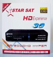 Recepteur satellite STARSAT 2000HD HYPER / IPTV / VOD  **2020-2021**