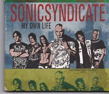 Sonic Syndicate-My Own Life promo cd single digipack