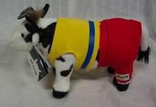 "Herrington Cow Parade COWABUNGA COW IN SWIMSUIT 11"" Plush STUFFED ANIMAL Toy NEW"