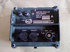 Clansman Control box radio set local / remote, NSN 5820 99 117 0449  BNIB