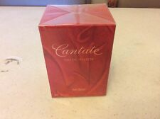 Rare Perfume Cantata EDT Splash 1.7 Oz. By Yves Rocher 50ml Cantate Women Vintag