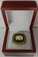 Larry Csonka - 1973 Miami Dolphins Super Bowl Custom Ring WITH Wooden Box