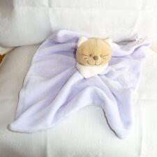 Doudou Chat Bengy - Violet - Patou