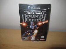 NINTENDO GAMECUBE Star Wars Bounty Hunter Nuevo Empaquetado PAL