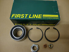 FBK049 First Line Front Wheel Bearing Kit Fits Volkswagen Golf 1974 - 1983