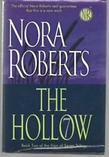 The Hollow (Book Two of the Sign of Seven Trilogy) Large Print by nora roberts