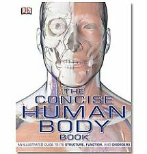 The Concise Human Body Book [Paperback] by DK-