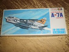 Hasegawa US Navy A7A Corsair Jet Model Unstarted in Box 1/72