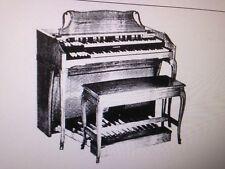 Hammond A-100 Using Understanding & Repair Organ Manual