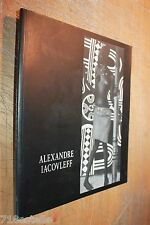 ALEXANDRE IACOVLEFF PAINTINGS & DRAWINGS 1993 LA VIEILLE RUSSIE 70+ reproduction