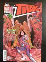 TITANS #26a (2018 DC Universe Comics) ~ VF/NM Book