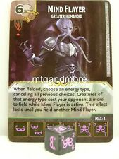 D&D Dice Masters - #077 Mind Flayer - Greater Humanoid - Battle for Faerun
