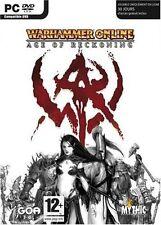 WARHAMMER ONLINE  :  AGE OF RECKONING    + DAWN OF WAR  WARHAMMER 40 000  /  PC