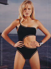 Malin Akerman 5pg FHM magazine feature, clippings