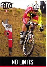 CYCLISME carte cycliste JULIEN TARAMARCAZ  Champion du monde cyclo cross 2012-13