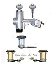 Ignition Barrel Door Locks Boot Lock Nissan Bluebird 05/1981 to 03/1986