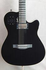 Godin A6 Ultra Black JAPAN beautiful rare EMS F/S