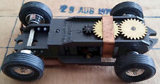 AURORA Formula 1 Slimline 32 Ford Pickup Truck Repco Brabham HO Slot Car Chassis
