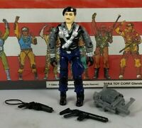Original 1990 GI JOE DIAL TONE V3 ARAH not Complete UNBROKEN figure Sonic Fight