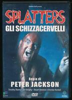 EBOND Splatters - Gli schizzacervelli  DVD D564312