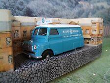 """1/43 Corgi Classics Bedford Ca van """"Radio rescue"""" #96904"""