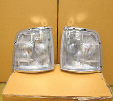 Holden Rodeo TF 88-97 Corner Lights Indicators New PAIR FRONT CORNER LAMP 89 90