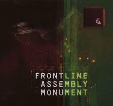 FRONT LINE ASSEMBLY Monument CD Digipack 2007 LTD.2000