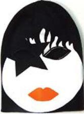 KISS The Star Paul Stanley Ski Mask Beanie Cap Hat NEW