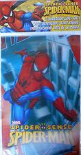 3D Wall Art 17 x 11 inch - Spider Sense Spider-Man (flying), NEW!