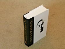 ANDREW LLOYD WEBBER: UNMASKED: SIGNED LIMITED SLIPCASED FIRST EDITION HARDCOVER
