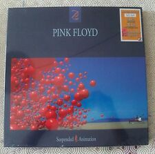 "PINK FLOYD ""SUSPENDED ANIMATION"" 4LP COLOURED VINYL 2CD MEADOWLANDS NJ 1987+DEMO"