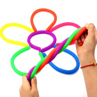 6PCS Stretchy string for anxiety, fidget, stress and sensory difficulties ,tpr