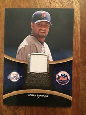 Johan Santana 17 Card Lot 2008 Sweet Spot Jersey Topps Gold Refractor /25 /2006