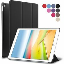 Slim Magnetic iPad Air 2nd Gen Smart Full Cover Stand Case with Auto Sleep Wake
