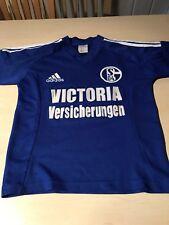 Schalke 04 Fußball Trikot Victoria  Gr.164  alt selten rar    TR082
