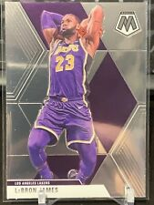 Lebron James 19-20 Panini Mosaic Lebron James Base #8