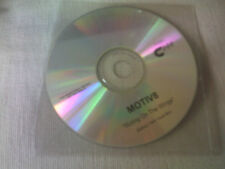 MOTIV8 - RIDING ON THE WINGS - PROMO CD SINGLE - MOTIV 8