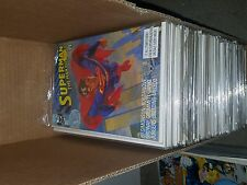 Superman the Man of Steel Entire Series #1-134 DC Comics 1991-2003