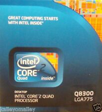 Intel BX80580Q8300 SLGUR Core2 Quad Processor Q8300 2.50 GHz, 1333 MHz