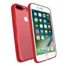 Fundas y carcasas brillantes Para iPhone 7 de silicona/goma para teléfonos móviles y PDAs