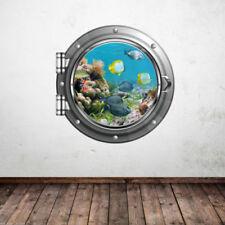Décorations murales et stickers moderne en miroir pour la salle de bain