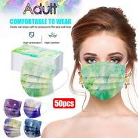Unisex Adult Face Mask Mundmasken Gesichtsmaske Behelfsmaske Face MASK L/P