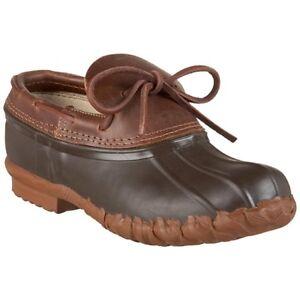 Kenetrek Men's Duck Shoe Waterproof Slip-On