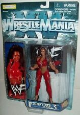 "6"" WWF Jacqueline Wrestlemania XV Wrestling Action Figure  JAKKS Pacific WWE"